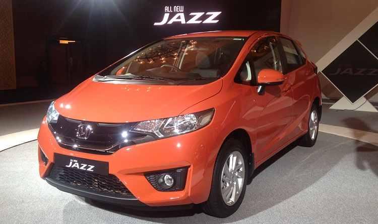 honda jazz 2015 India