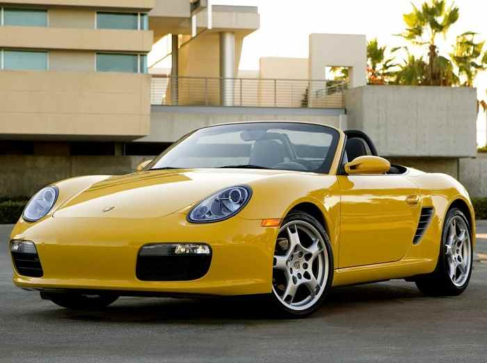 Sachin Tendulkar's Porsche Car
