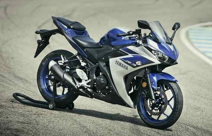 Yamaha r3 india price colors engine specs top speed for Yamaha yzf r3 price