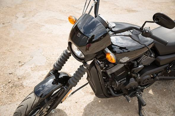 2016 Harley Davidson Street 750 - 1