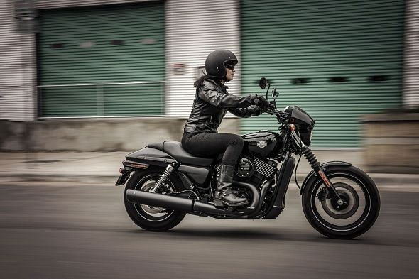 2016 Harley Davidson Street 750 - 2