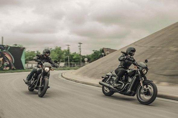 2016 Harley Davidson Street 750 - 3