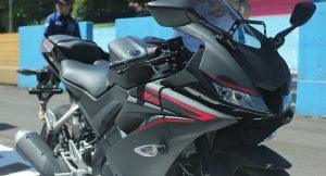 2017 Yamaha R15 V3.0 Front