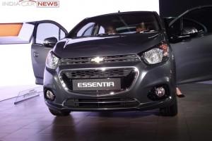 Chevrolet Beat Essentia front