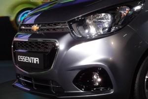 Chevrolet Beat Essentia front end