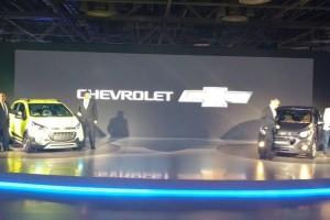 Chevrolet Beat Essentia unveiled