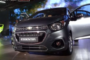 Chevrolet Beat Essentia front view