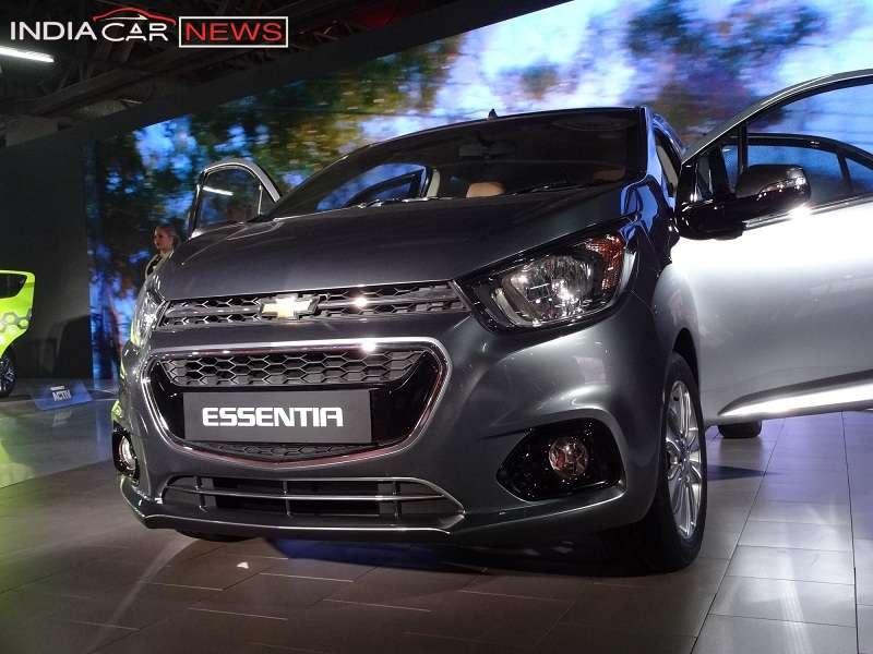 Chevrolet Beat Essentia front view