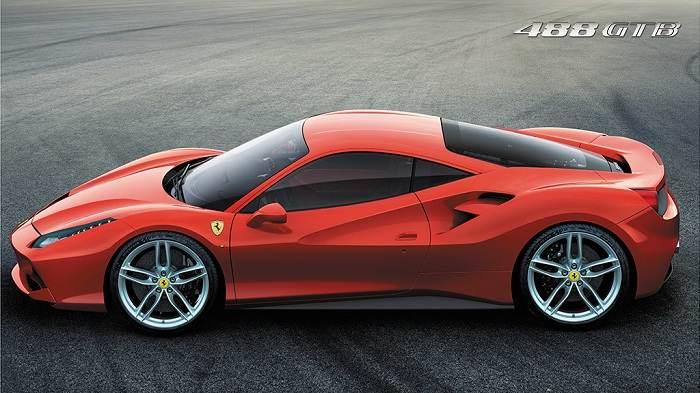 Ferrari 488 GBT
