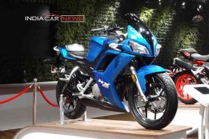 Hero HX250R sportbike