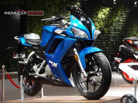 Hero HX250R motorcycle