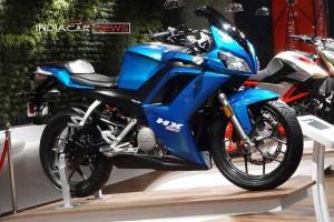 Hero HX 250R bike