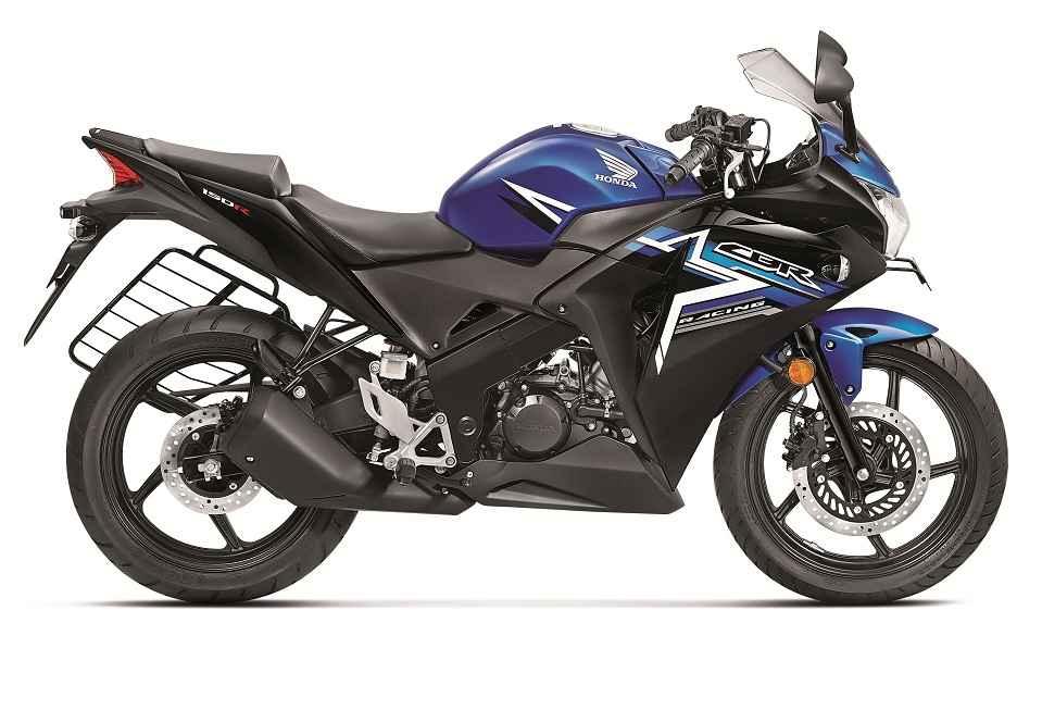 New honda cbr 150r 2015 price mileage specs top speed for Honda cbr250r top speed