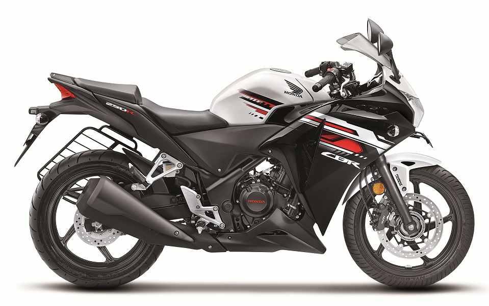Honda CBR 250R 2015
