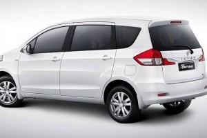 2015 Maruti Ertiga facelift rear