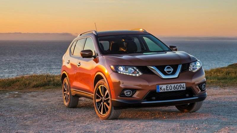 New Nissan X Trail 2016 India