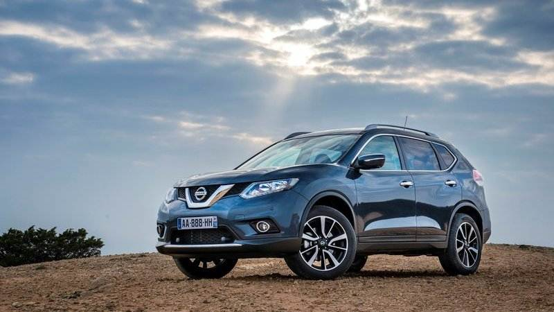 new nissan x trail 2016 india car news. Black Bedroom Furniture Sets. Home Design Ideas