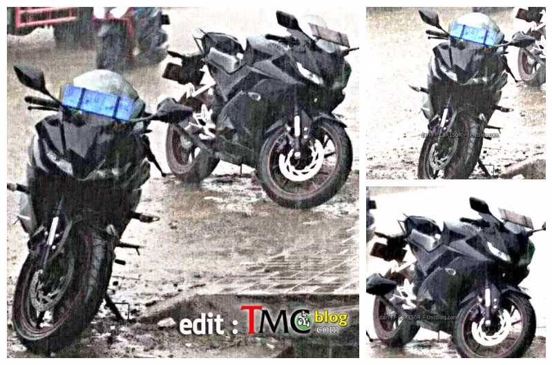 New Yamaha R15 V3.0 Spied