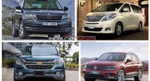 upcoming 7 Seater Cars in India