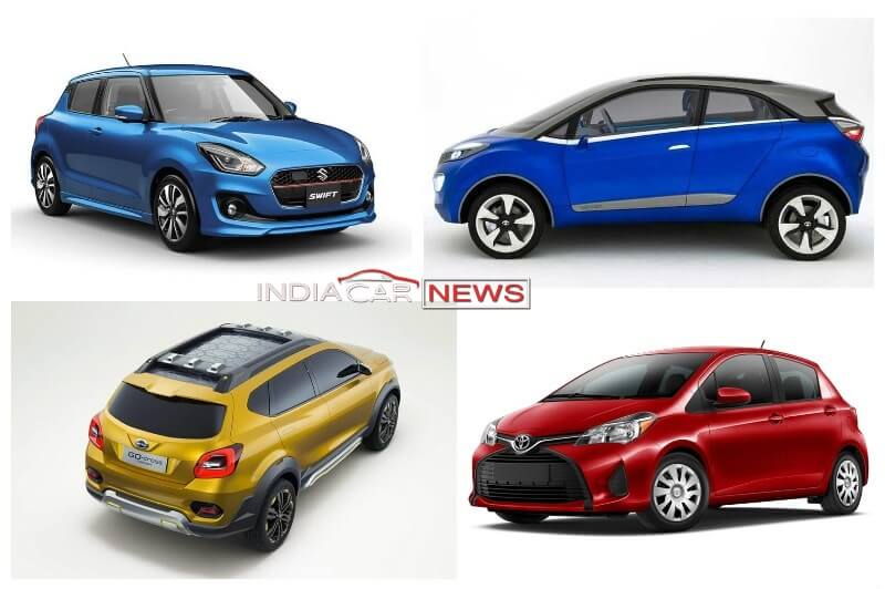 Upcoming New Cars In Rs 5 - 10 Lakh Price