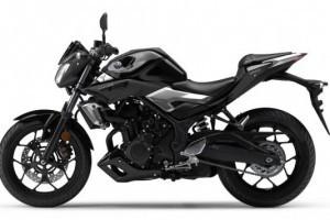 Yamaha MT 03 in Black