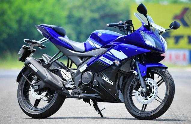 New Yamaha R15 v3 Yamaha R15 V3.0 Might Come to