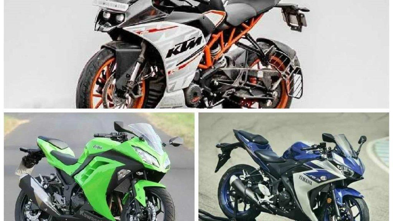 Kawasaki Ninja 300 Price In India 2019