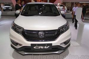 2015 Honda CR-V front