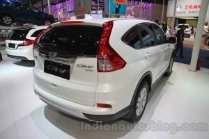 2015 Honda CR-V rear side