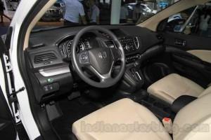 2015 Honda CR-V steering wheel