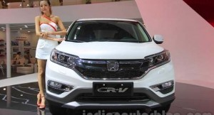 2015 Honda CR-V unveiled