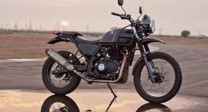 2017 Royal Enfield Himalayan BS4 (FI)