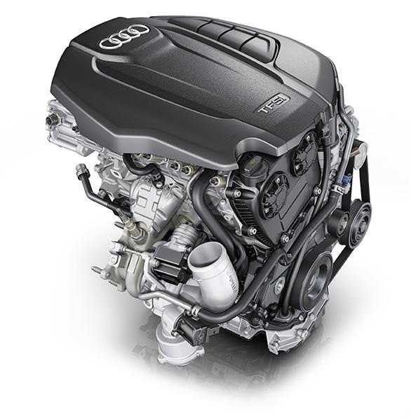 Audi A6 35 TFSI Engine