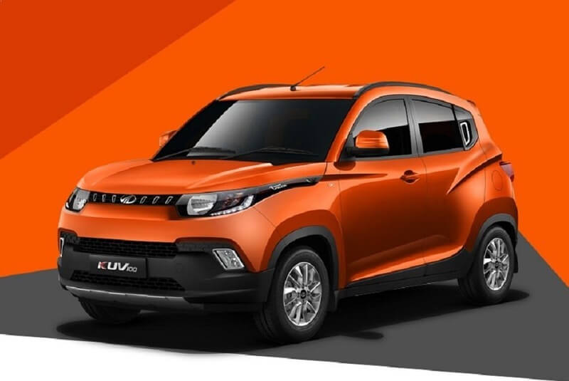 Mahindra KUV100 price in india