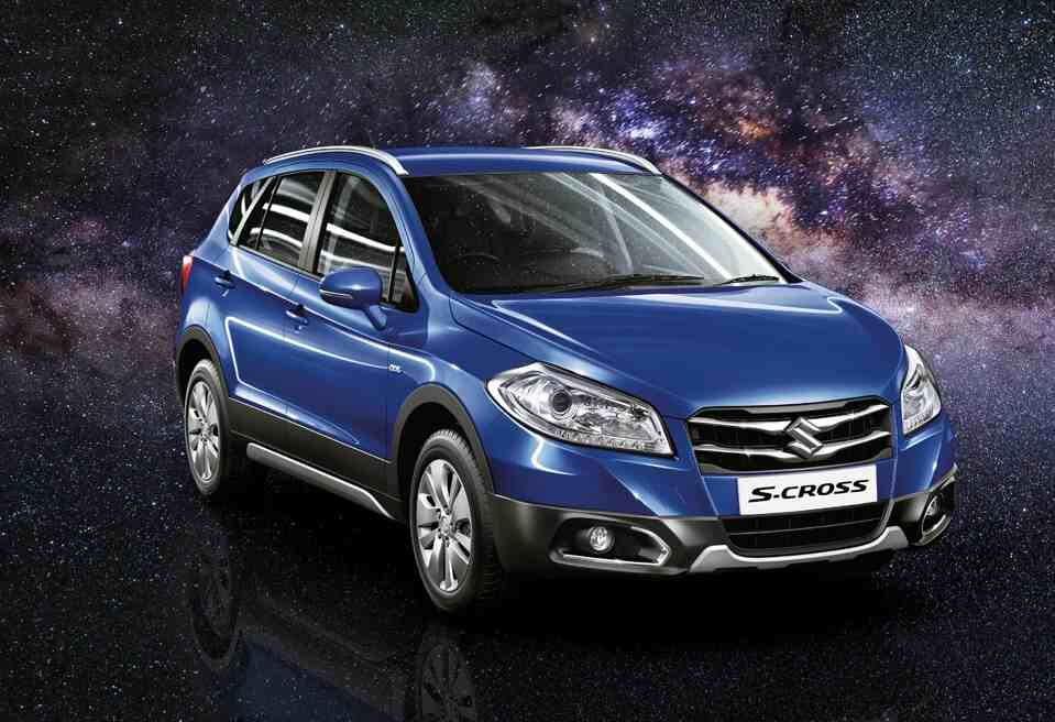 Maruti S Cross