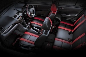 Maruti Swift Glory Interior