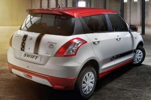 Maruti Swift Glory rear