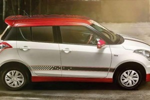 Maruti Swift Glory side profile