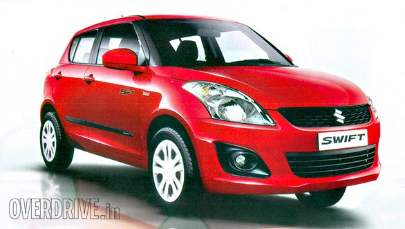 Maruti Swift SP Limited Edition