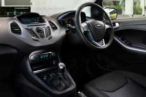 New Ford Figo 2015 Interior