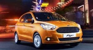 New Ford Figo 2015