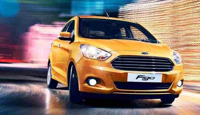 New Ford Figo 2015 front