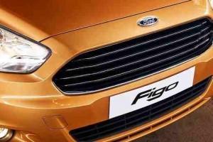 New Ford Figo 2015 grille