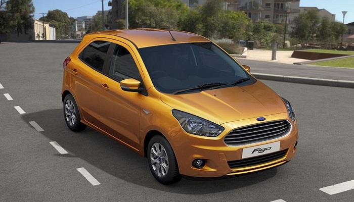 All New Ford Figo 2015