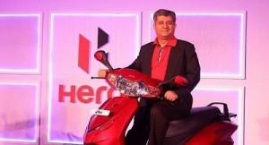 Hero Duet scooter price