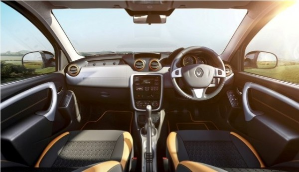 Renault Duster Explore - Dashboard