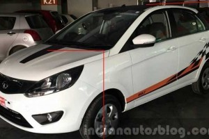 Tata Bolt Celebration Edition front