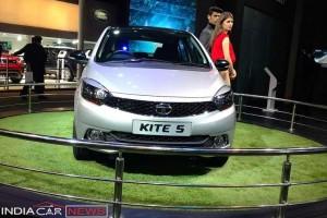 Tata Kite sedan front view