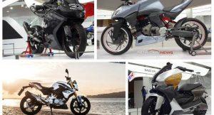 Upcoming New TVS Bikes in India in 2016 2017