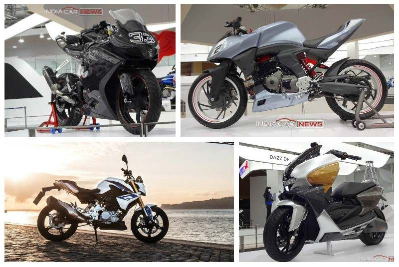 Upcoming New TVS Bikes in India in 2016 2017